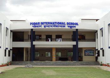 Podar World School, Bokhara, Bokhara, Nagpur - 441111 Building Image