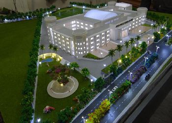 Delhi Public School (DPS), Village Manori, Behind Maharashtra University of Health Sciences, Dindori Road, Nashik, Maharashtra - 422004 Building Image