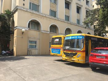 Podar International School, Hamilton Building, Hiranandani Estate, Thane, Maharashtra - 400607 Building Image