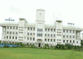 Delhi Public School (DPS), Near NRI Complex, Sector 52, Nerul, Navi Mumbai, Maharashtra - 400706 Building Image