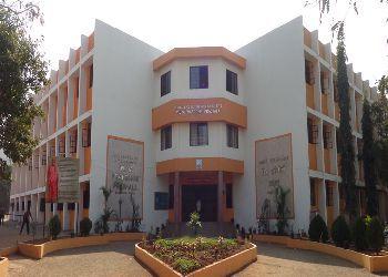 Vidhya Parabodhini Prashala.(Bhosla Miletrye School), Veer Sawarkar Nagar, Nashik, Maharashtra  - 422005 Building Image