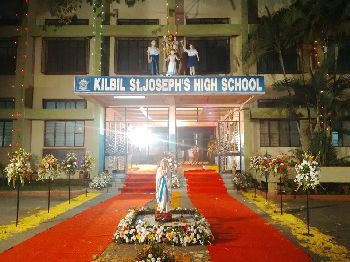 Kilbil St. Joseph's High School Building Image