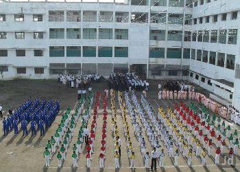 Chate School, Satara Parisar, Aurangabad, Maharashtra - 431005 Building Image