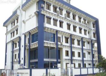 Lilavatibai Podar High School Building Image