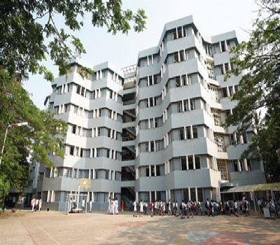 Jamnabai Narsee School, Narsee Monjee Bhavan, Vile Parle (West), Mumbai - 400049 Building Image