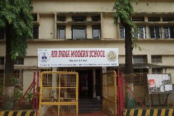 Air India Modern School Building Image