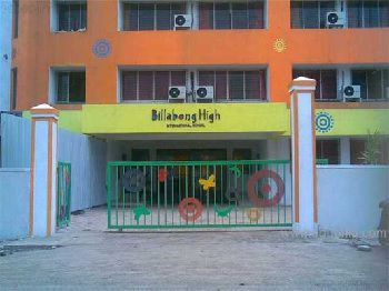 Billabong High International School Building Image