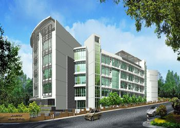 Lokhandwala Foundation School Building Image