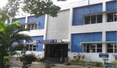 Airforce School, Vimannagar, Dhanori, Pune - 411014 Building Image