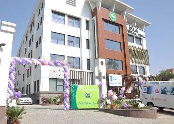 Delhi International Public School Building Image