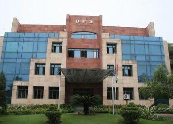Delhi Public School (DPS), Phase-I, Sector-3, Dwarka, New Delhi - 110078 Building Image