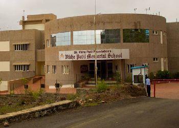Vikhe Patil Memorial School, Lohgaon, Pune - 411047 Building Image