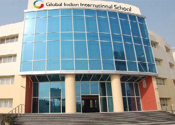 Global Indian International School, Chinchw, Pra. Ramkrushna More Pre, Pune - 411033 Building Image