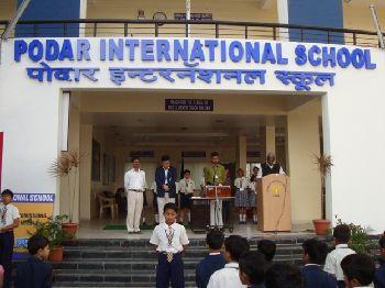 Podar International School, Wagholi, Pune - 412207 Building Image