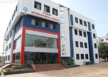 Podar International School Building Image