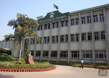 Delhi Public School (DPS), Mathura Road, New Delhi - 110003 Building Image
