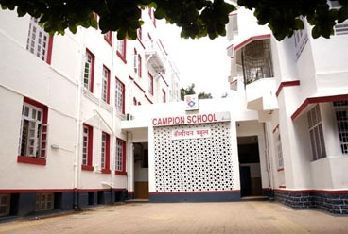 Campion School Building Image