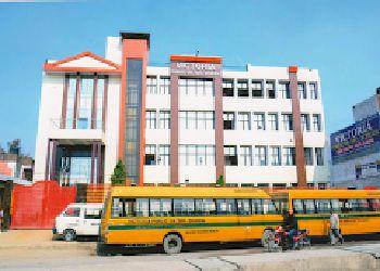 Victoria Public School Building Image