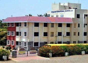 Podar Internationl School Building Image
