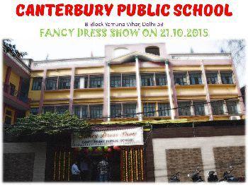 Canterbury Public School Building Image