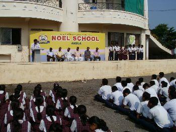 Noel School Building Image
