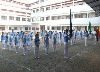 Cochin Public school Thrikkakara, Aluva, Kakkanad, Ernakulam - 682021 Building Image