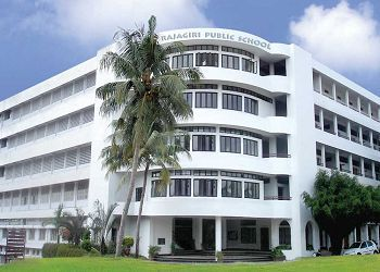 Rajagiri Public School Kalamassery, Aluva, Thrikkakara North, Ernakulam - 683104 Building Image