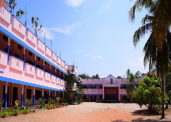 St. Mary's Higher Secondary School Building Image