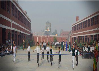 N R Public School Building Image