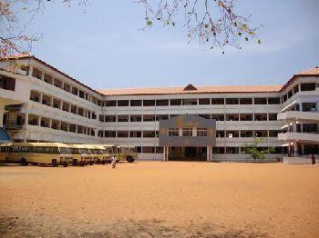 Arya Central School Pattom, Arya Kumar Ashram, Pattom, Thiruvananthapuram - 695004 Building Image