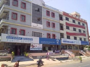 Ravindra Bharathi English Medium School Building Image