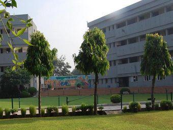 Bal Bharti Public School Building Image