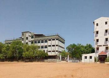 Montessori High School Building Image