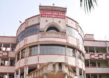 St. Columbo Public School Building Image