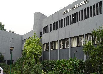 New Era Public School Building Image