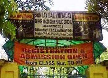Sanjay Bal Vidyalay Senior Secondary Public School Building Image