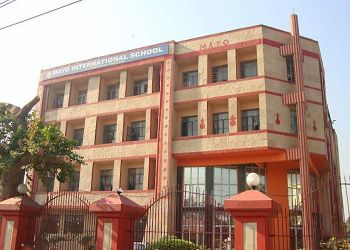 Mayo International School Building Image