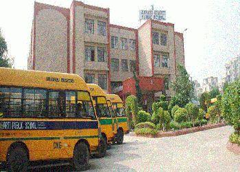 Jinvani Bharti Public School Building Image