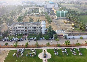 Sasi Junior College Building Image