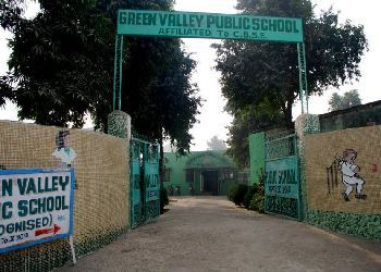 Green Valley Public School Building Image