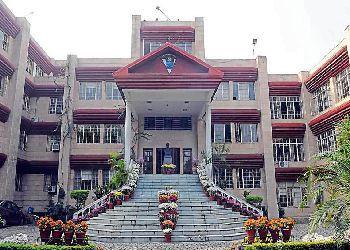 Delhi Public School (DPS), Sector 40, Ward 7, Sector 40, Chandigarh - 160036 Building Image