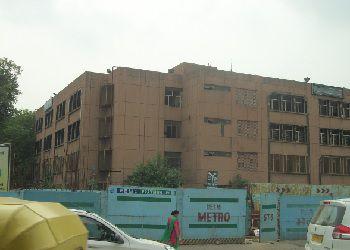 Govt. Sarvodaya Kanya Vidyalaya No. 1 (Veer Savarkar) Building Image