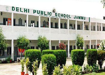 Delhi Public School (DPS), Maharaja Hari Singh Marg, Residency Road, Jammu, Jammu and Kashmir - 180001 Building Image