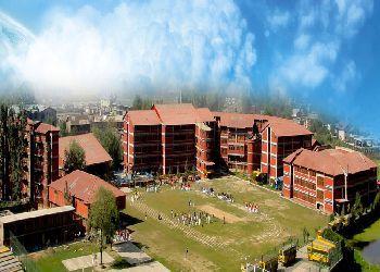 Delhi Public School (DPS), Athwajan, Athwajan, Srinagar - 190004 Building Image
