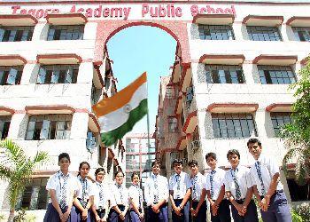 Tagore Academy Public School Building Image