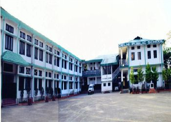 Delhi Public School (DPS), Darogapathar, Opp High Noon Restaurant, Dimapur - 797115 Building Image