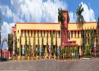 St. Joseph's Convent Senior Secondary Girls School Building Image
