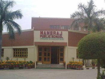 Hansraj Public School Building Image