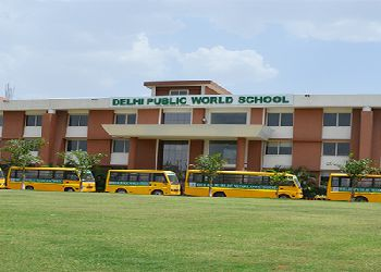 Delhi Public School (DPS),  Indore Bypass Rd, Nipania Road, Near Water Lilly, Indore - 452010 Building Image