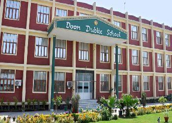 Doon Public School Building Image